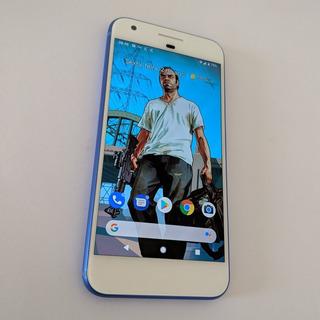 Celular Google Pixel 32gb Azul Desbloqueado De Fabrica
