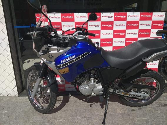 Yamaha Xtz 250 Tenere Azul 2017