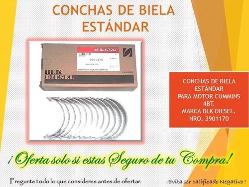 Conchas De Biela Cummins 4bt Cargo 815 Std