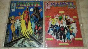 Gibis Hqs Marvel Force, Dc 2000, Dreadstar