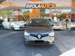 Renault Clio Mío 1.2 Confort 2016 Imolaautos-