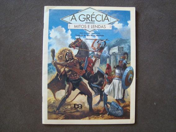 A Grécia - Mitos E Lendas - Livro - Frete R$ 7,00