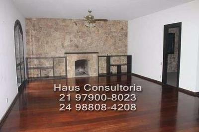 Casa 6 Quartos 430m² Próxima Ao Hotel Quitandinha Em Petrópolis Rj - Cagv06 f70b32badc