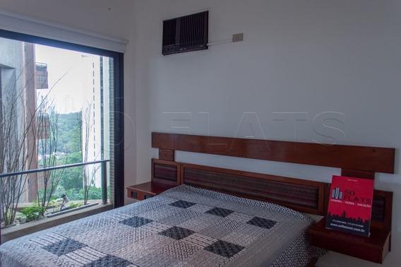 Apto No Morumbi A Venda 78m² 01 Dorm - Sf26571