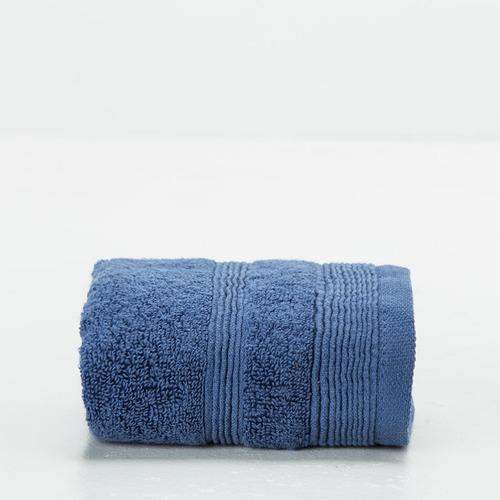 Toalla De Visita Arredo Línea Dúo Azul Azulino