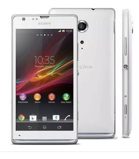 Sony Xperia Sp C5303 Branco Nacional Original Vitrine
