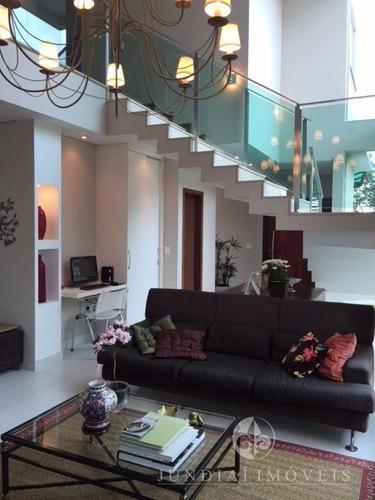 Vendo Casa De Alto Padrão No Jardim Brasil Em Jundiaí, Quatro Dormitórios. - Ca00231 - 4409538