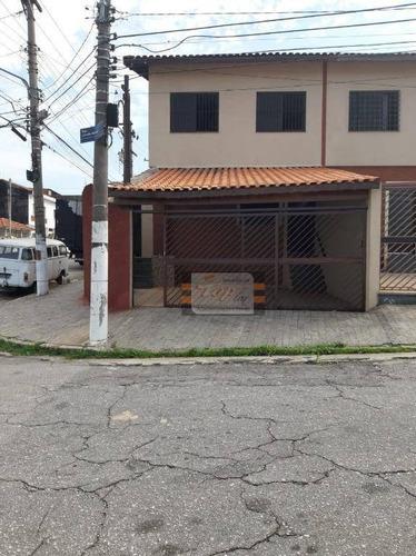 Sobrado Vila Zatt - So0748