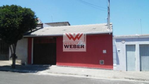Casa 2 Dorm, 200 M² Á Venda Por 380.000,00 Wanel Ville Iv, Sorocaba/sp. - 462