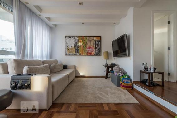 Apartamento Para Aluguel - Campo Belo, 2 Quartos, 88 - 893072868