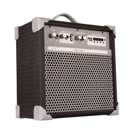 Cubo Multiuso 6 Polegadas 45w Ll Audio Up! 6