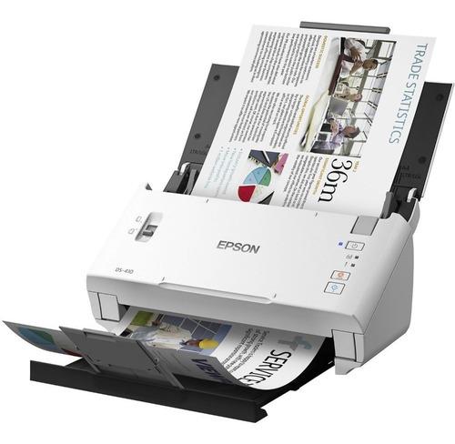 Escáner Epson Workforce Ds-530 - Dúplex 35ppm