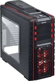 Computador Gamer Intel I5, Ssd 120, Ram 2x4gb C/ Monitor 3d