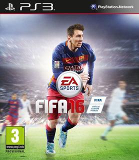 Ea Sports Fifa 16 Digital Latino Ps3
