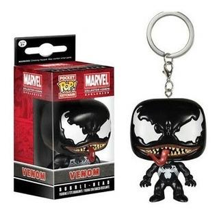 Chaveiro Venom Marvel Pocket Pop! Funko