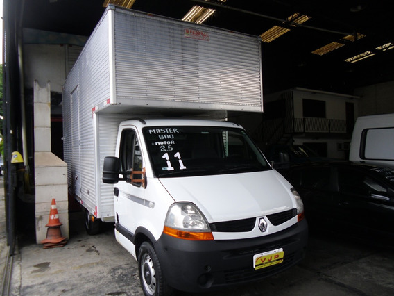 Renault Master 2.5 Dci Baú Ano 2011