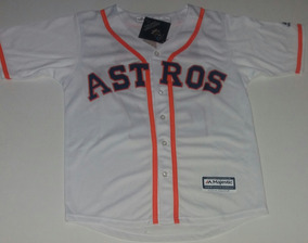 7b7d0d666a6 Camisa Camiseta Houston Astros Altuve Original Importada
