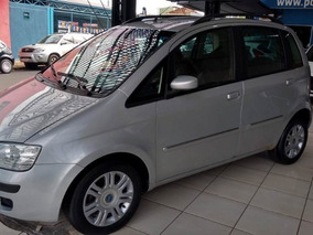 Fiat Idea Hlx 1.8 Prata 2008