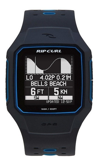 Relógio Rip Curl Gps 2 Original I Star Point Surf Shop