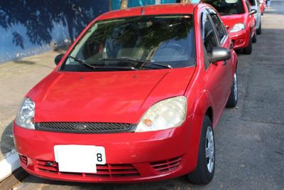 Fiesta Hacth 1.0 2004/2004