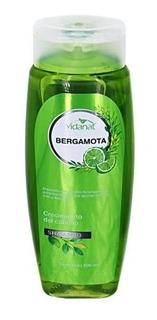 3 Botellas De Shampoo Bergamota Crecimiento Del Cabello