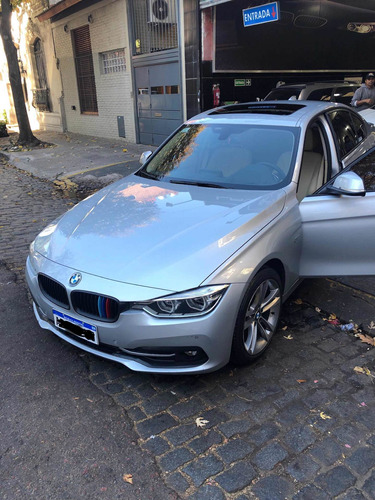 Bmw Serie 3 3.0 330i Sedan Sport Line 252cv 2016