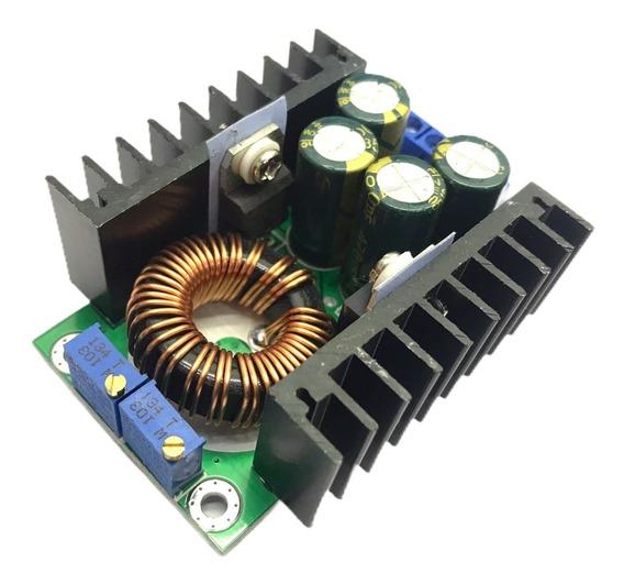 Modulo Fuente Step Down Buck Xl4016 9a 300w 1.25 A 36v