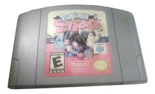 Pokemon Snap Nintendo 64 Videojuegos Rock