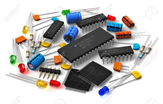 Componente Eletrônico Sn74hc193n