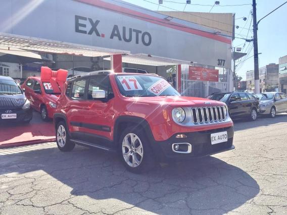 Jeep Renegade Limited Top De Linha
