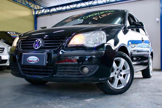 Volkswagen Polo 1.6 2008 Completo Troco