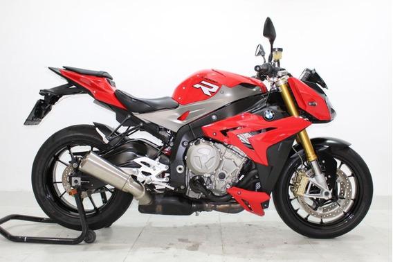Bmw S 1000 R 2016 Vermelha