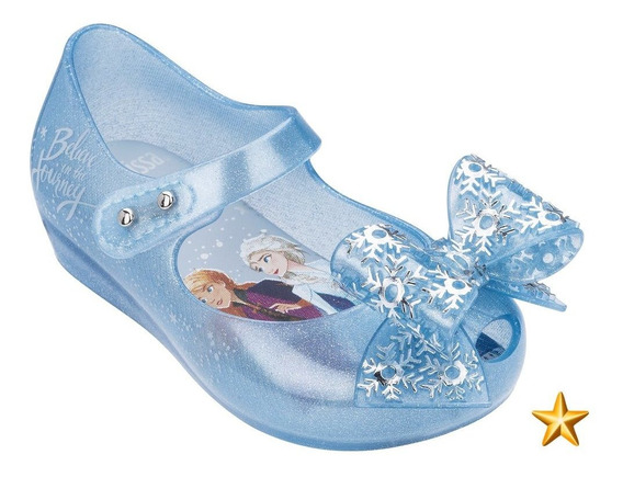 Mini Melissa Ultragirl + Frozen R. 32851