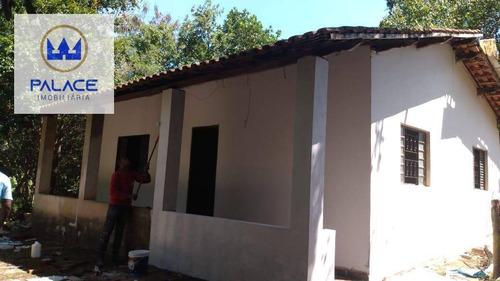 Chácara À Venda Bairro Campestre, Sítio À Venda - Ch0025