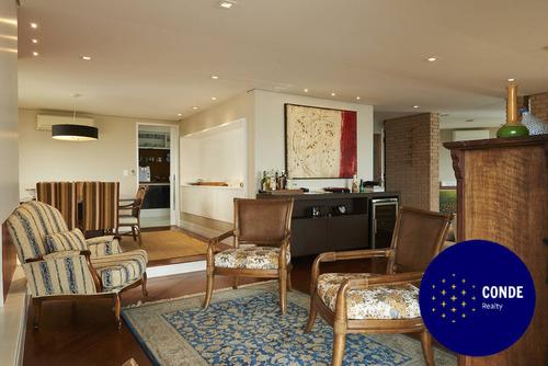 Imagem 1 de 15 de Apartamento Para Comprar, Super Charmoso E Iluminado, No Bairro Campo Belo - 62030187