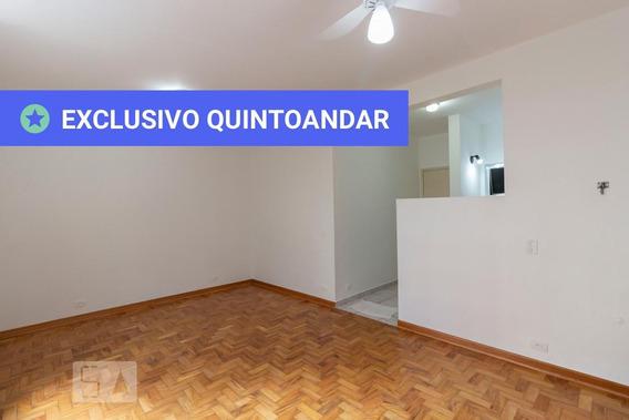 Studio No 3º Andar Com 1 Dormitório E 1 Garagem - Id: 892984366 - 284366