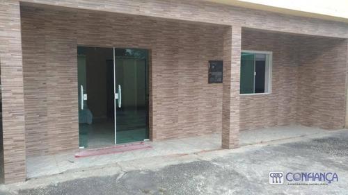 Casa Com 2 Dormitórios À Venda, 147 M² Por R$ 1.000.000,00 - Campo Grande - Rio De Janeiro/rj - Ca1363