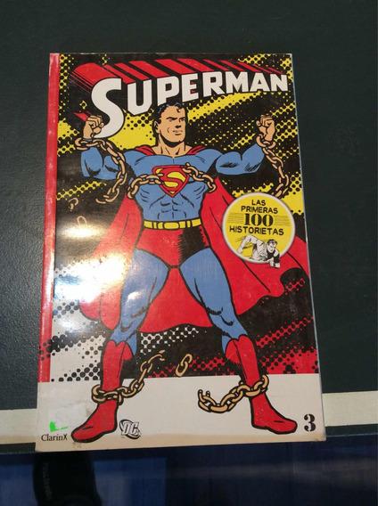 Superman Las Primeras 100 Historietas Volumen 3