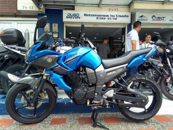 Yamaha Fz Fazer Modelo 2013 Al Día ¡traspaso Incluido!