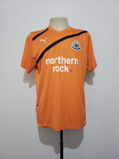 Camisa Oficial Futebol Newcastle Inglaterra 2011 Away Puma M