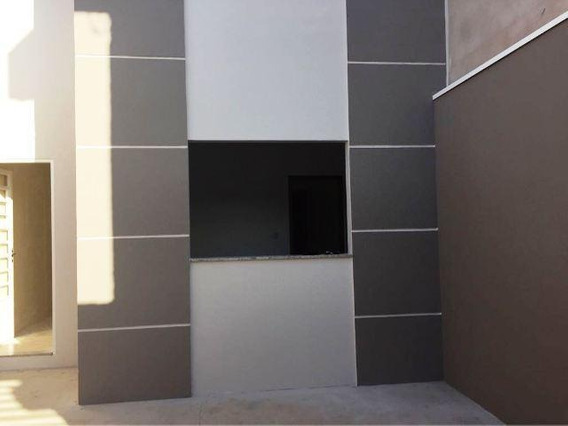 Casa Para Venda Em Araras, Jardim Dalla Costa, 2 Dormitórios, 1 Banheiro, 2 Vagas - F3218