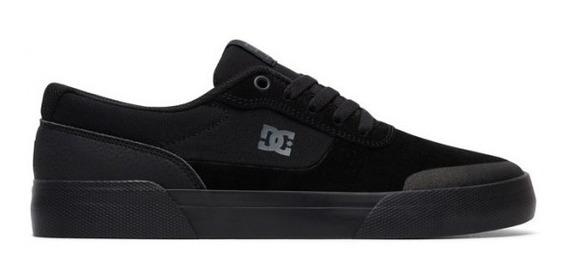 Zapatillas Dc Shoes Switch S Plus Full Negra (3bk)