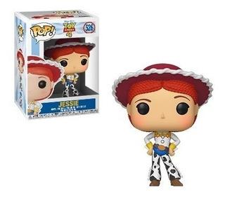 Funko Pop! Disney #526 Toy Story 4 Jessie Nortoys