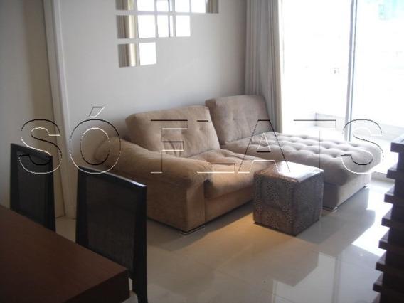 Apartamento Em Um Condomínio Com Lazer Completo Para Venda, Prox A Marg Pinheiros E Berrini - Sf28886