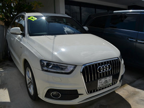 Audi Q3 2.0 S-line At