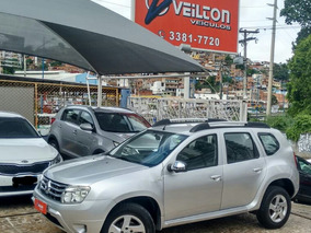 Renault Duster 1.6 2013 Dynamique Hi-flex 5p Manual