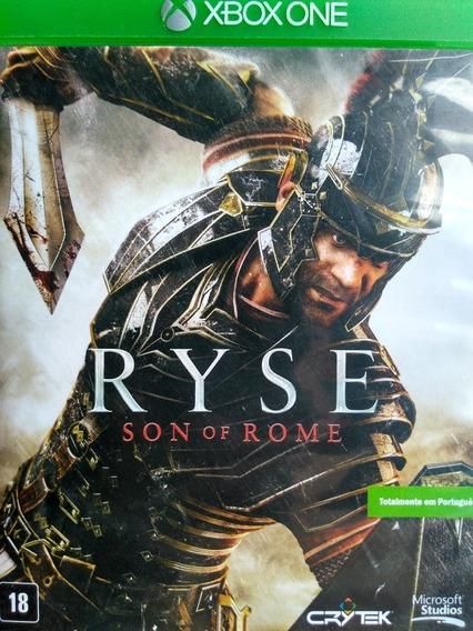 Ryse Son Of Rome Xbox One Original,em Português,mídia Física