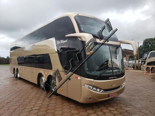 Imagem 1 de 15 de Comil Campione Dd Scania K-440 2012 55 Lug./9 Leito  Ref 569