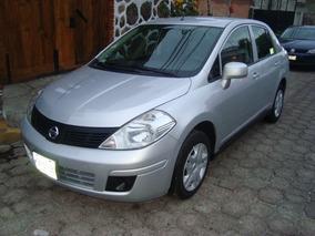Excelente Nissan Tiida Sence Std 6vel 1.8lts A/ac