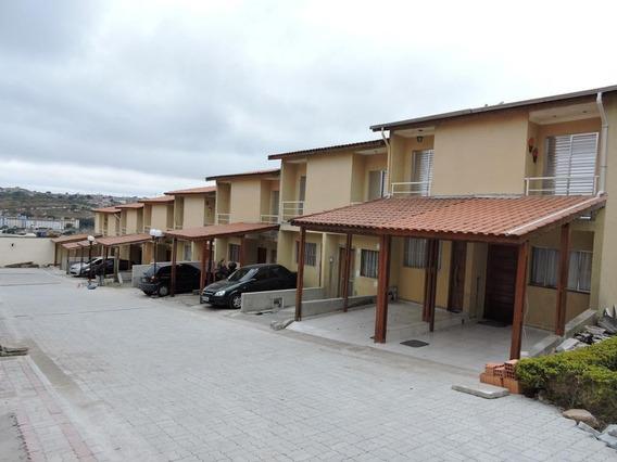 Casa Geminada À Venda Em Condomínio Fechado, Parada Xv De Novembro - Ca0023